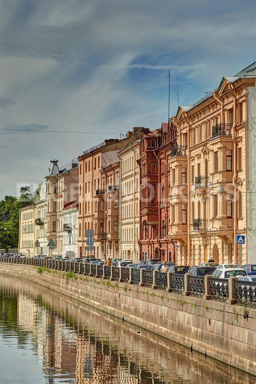 Элитные квартиры в Центральном районе. Санкт-Петербург, наб. Адмиралтейского канала, 15.