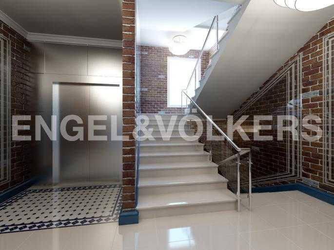 Лестничный холл корпуса Амстердам
