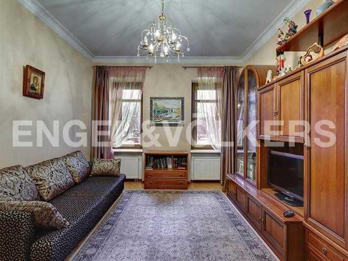 Элитные квартиры на . Санкт-Петербург, 2-я Березовая аллея 15. Спальня