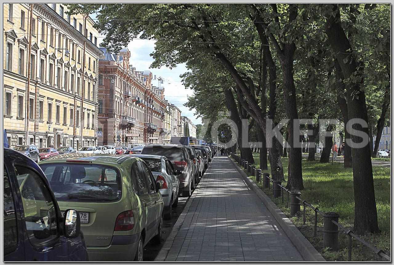 Элитные квартиры в Центральном районе. Санкт-Петербург, наб. Адмиралтейского канала, 15. Конногвардейский бульвар
