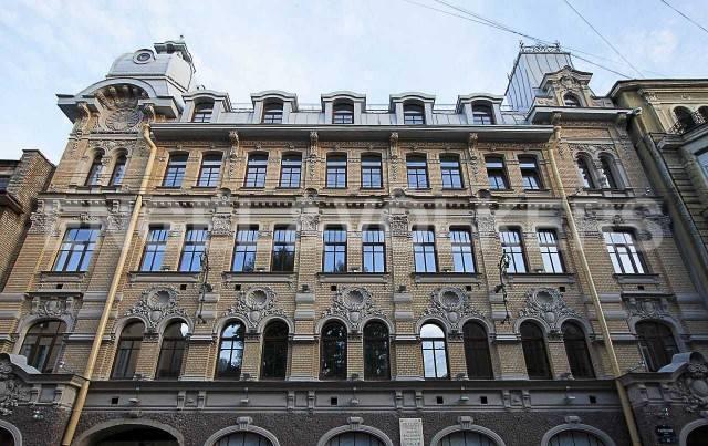ЖК «Голландия» — функциональная квартира с видом на перспективу Галерной