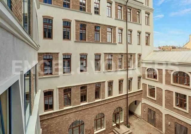 ЖК «Голландия» — дом ручной работы с видом на о. Н. Голландия