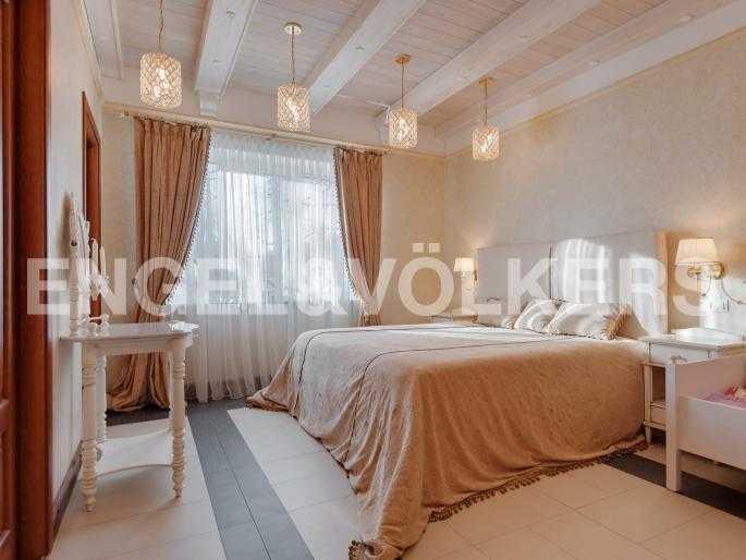 Элитные квартиры в Курортный р-н. Санкт-Петербург, п. Пески. Спальня