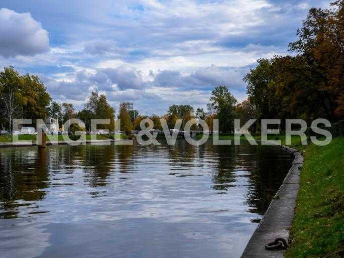 Река Ждановка