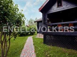 п.Колосково — загородный дом