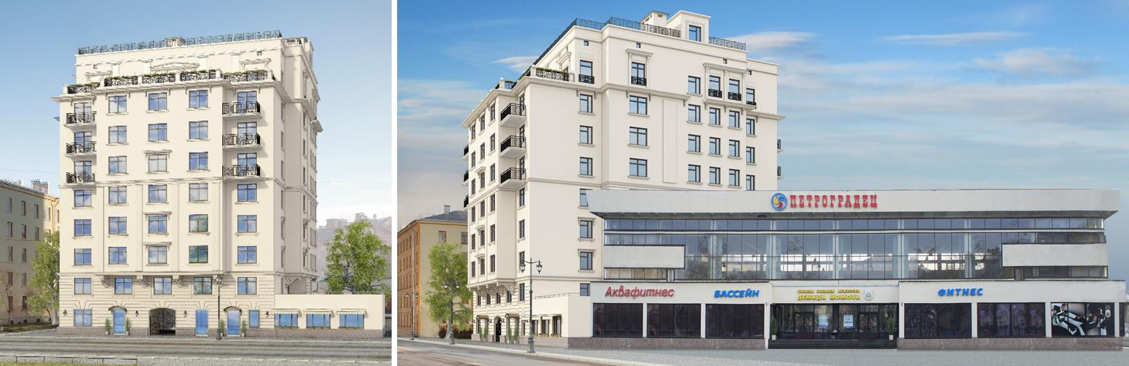 Клубный дом «Петроградец» получил аккредитацию банка ОАО «Сбербанк России»