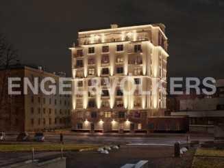«Петроградец» — Двухкомнатная квартира в новом клубном доме в центре города