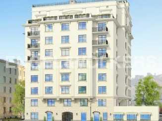 «Петроградец» — Семейная квартира в новом клубном доме вблизи Ботанического сада