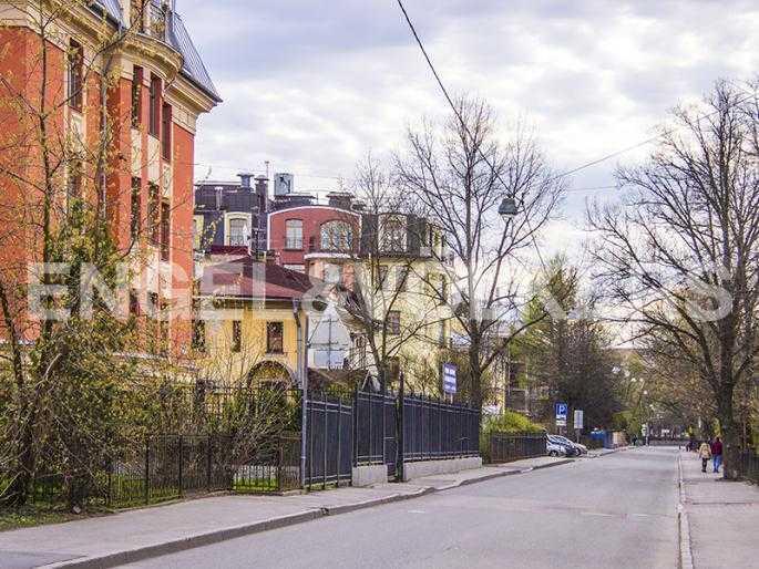 Элитные квартиры в Других районах области. Санкт-Петербург, Дибуновская, 22. Местоположение