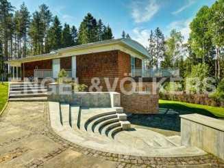 п.Горки — современный загородный дом