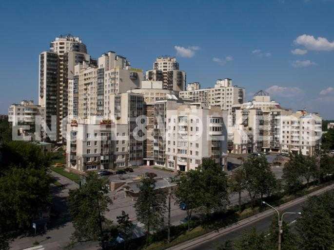 Элитные квартиры в Других районах области. Санкт-Петербург, Ланское шоссе, 14. Фасад