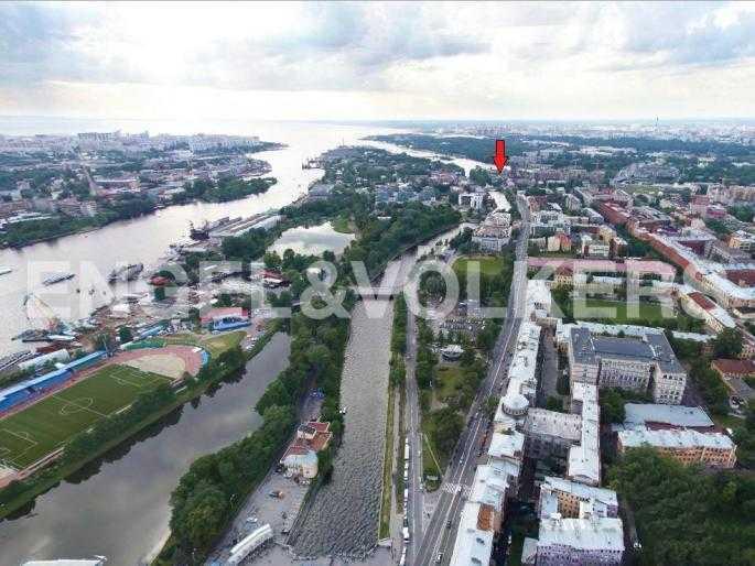 Элитные квартиры в Петроградском районе. Санкт-Петербург, Ждановская, 45.