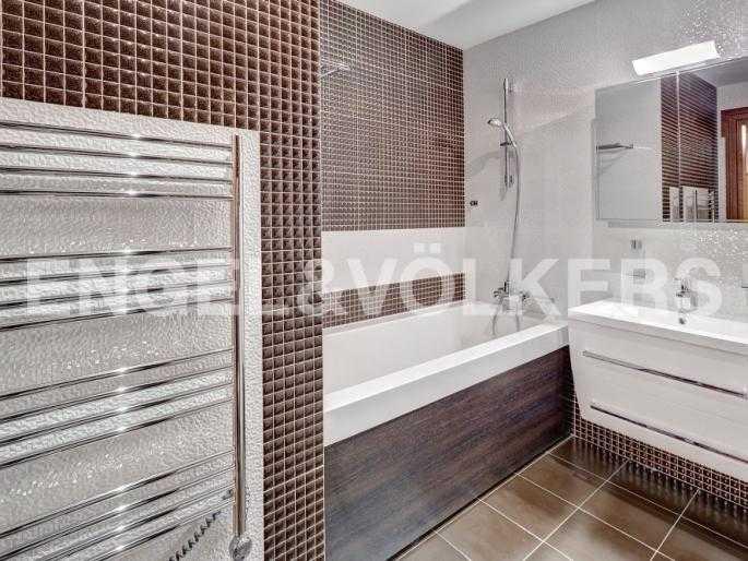 Элитные квартиры в Центральном районе. Санкт-Петербург, Миллионная, 12. Ванная комната