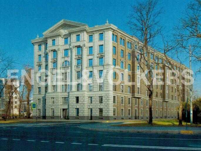 Элитные квартиры на . Санкт-Петербург, Морской проспект, 29.