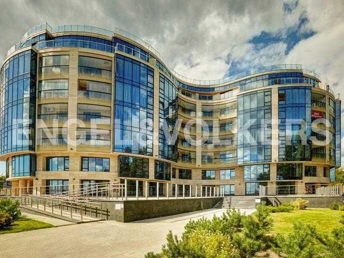 Элитные квартиры в Курортном районе. Санкт-Петербург, п.Репино.