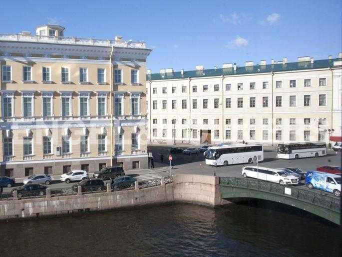 Элитные квартиры в Центральном районе. Санкт-Петербург, Наб. реки Мойки, 24.
