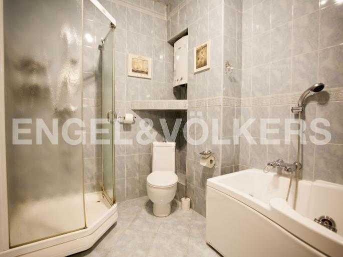 Элитные квартиры в Центральном районе. Санкт-Петербург, Наб. реки Мойки, 24. Ванная комната