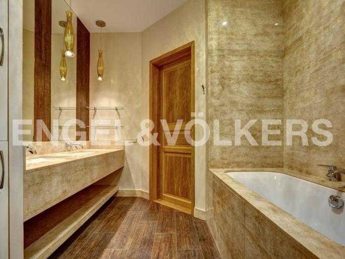 Элитные квартиры в Центральном районе. Санкт-Петербург, наб. реки Фонтанки, 54. Ванная комната