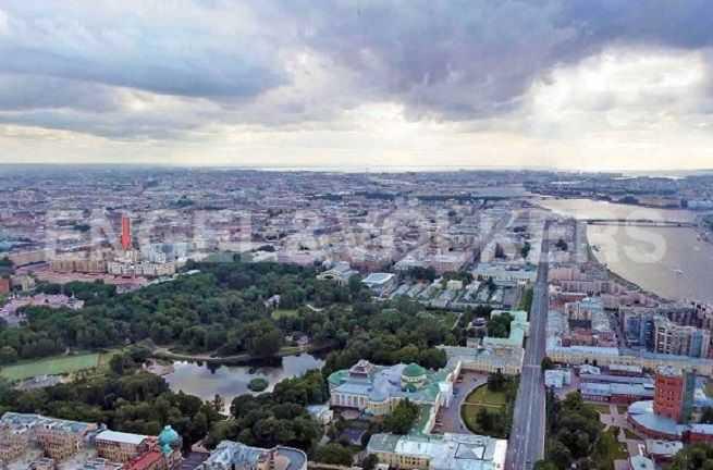 Элитные квартиры в Центральном районе. Санкт-Петербург, Парадная ул., 3. Месторасположение