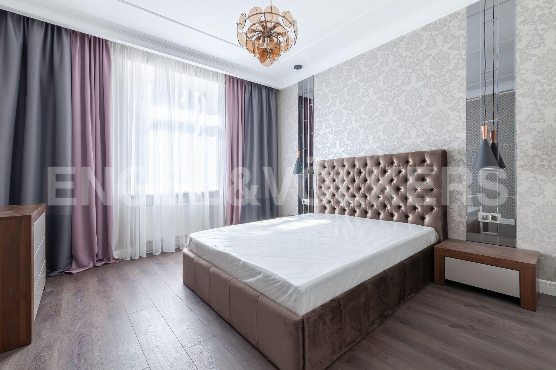 Элитные квартиры в Центральном районе. Санкт-Петербург, Кирочная, 31 к.2. Вторая спальня