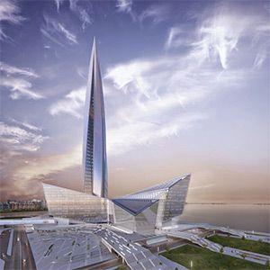 Самый северный небоскреб на планете