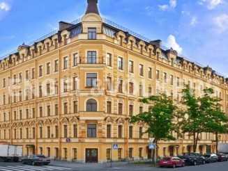 Английский пер., 29 — Реконструированный особняк в историческом Петербурге