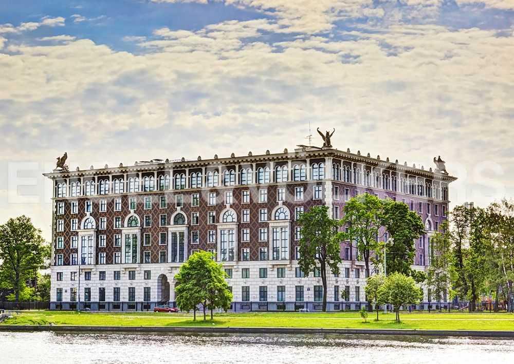 Элитные квартиры на . Санкт-Петербург, Депутатская, 26.