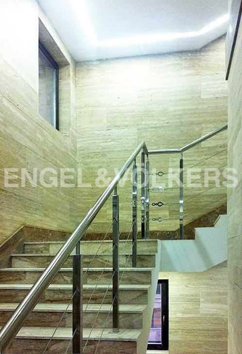 Лестница на этаже