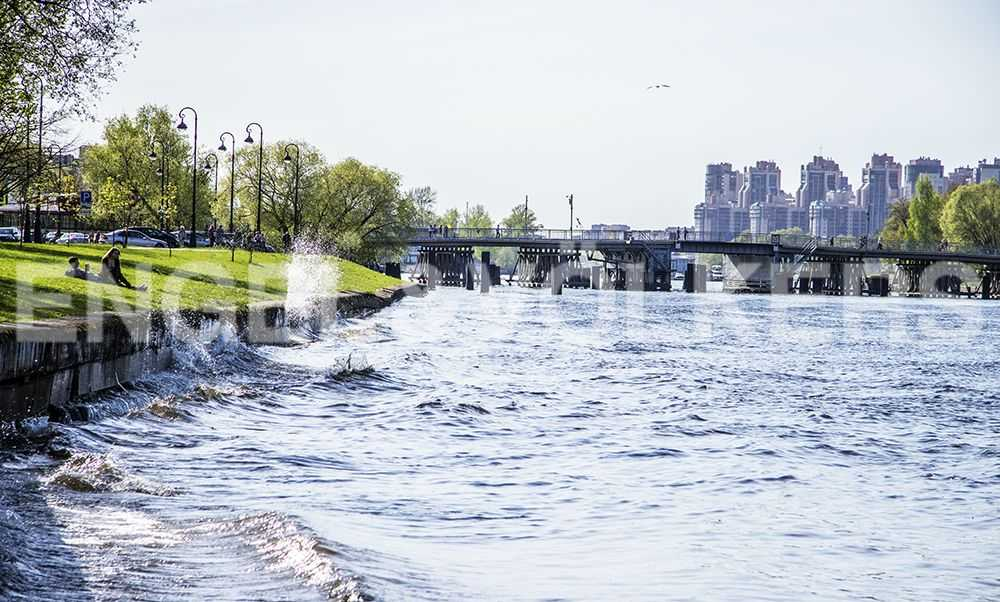 Река Средняя Невка
