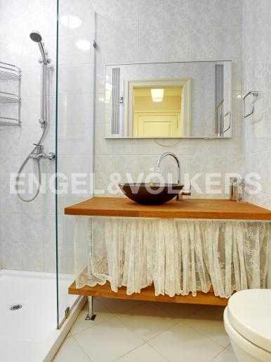 Элитные квартиры в Курортном районе. Санкт-Петербург, г.Сестрорецк. Ванная комната (вторая)