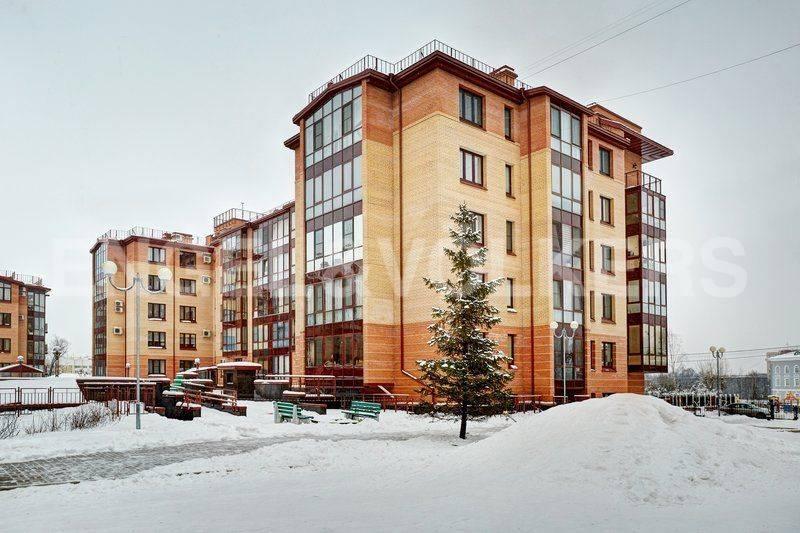 Элитные квартиры в Других районах области. Ленинградская область, г.Пушкин.