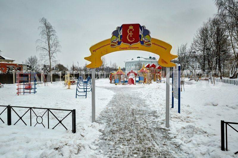 Элитные квартиры в Других районах области. Санкт-Петербург, г. Пушкин, ул. Песочная.