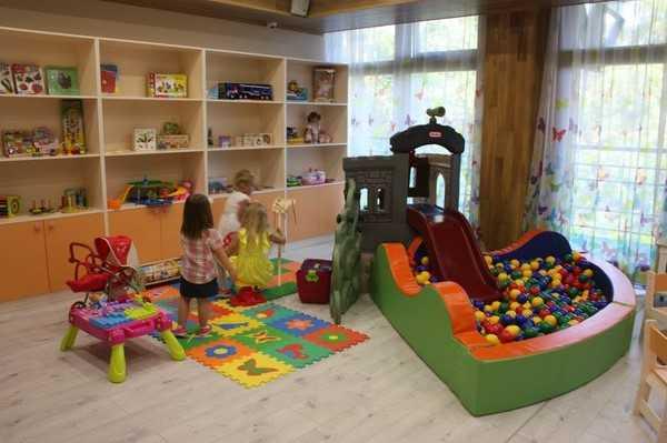 Sport Palace Kids - Детский сад Крестовского острова
