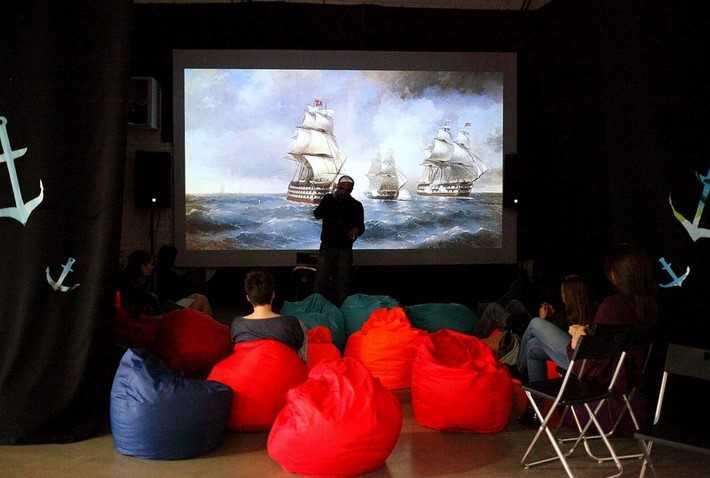 Выставка «Айвазовский и маринисты. Живые полотна»  на наб Обводного канала