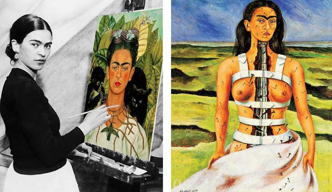 Выставка «Фрида Кало. Живопись и графика из собраний Мексики