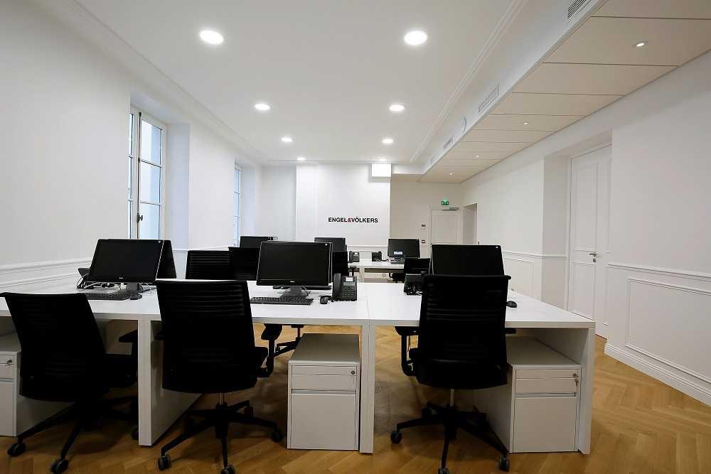 Глобальная сеть Engel & Völkers, объединяющая более 700 офисов