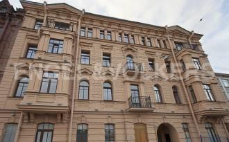 Наб. Адмиралтейского канала — светлые двухкомнатные апартаменты в новом комплексе класса Luxe