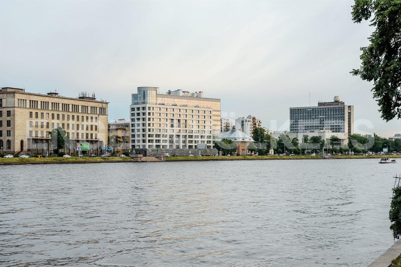 Элитные квартиры в Петроградском районе. Санкт-Петербург, Песочная наб. 18.