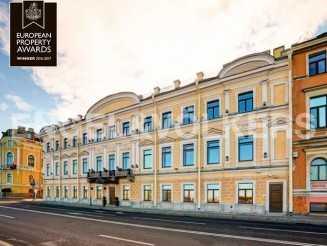 «Особняк Кушелева-Безбородко» — тихая и уютная квартира в Клубном Доме на наб.Кутузова
