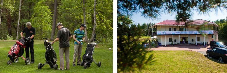 Сосновые леса и побережье Финского залива