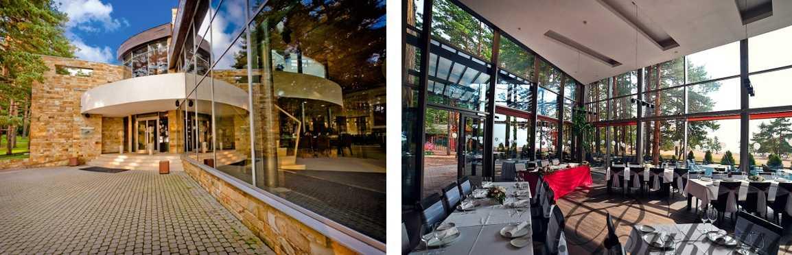 Атлантис» - шикарное место, где царствует концепция open-air fine dining