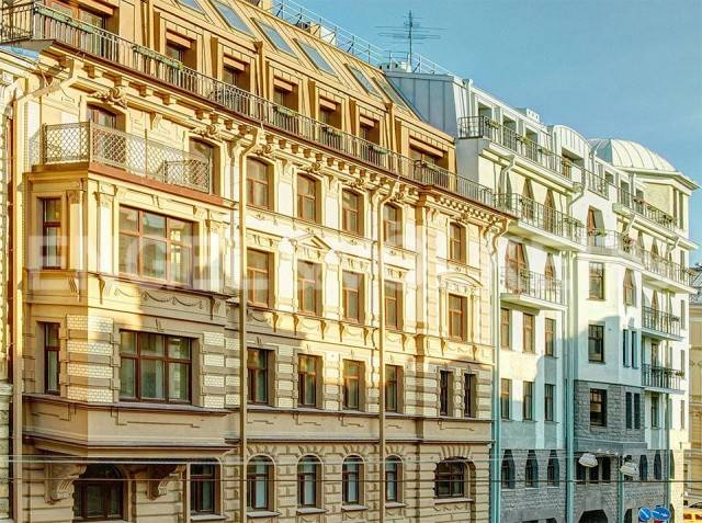 «Дворцовая слобода» — комфорт и тишина в парадном центре Петербурга