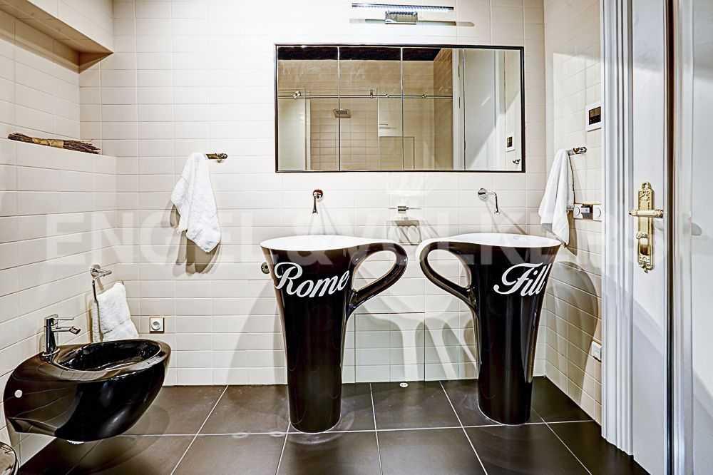 Ванная комната для детской