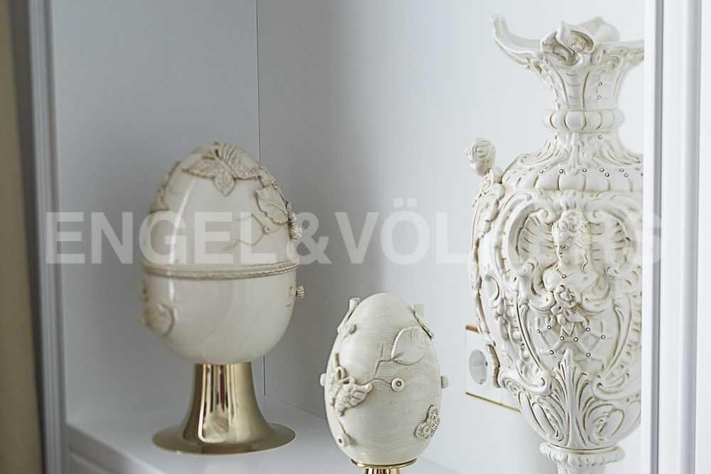 Элементы декора в кабинете