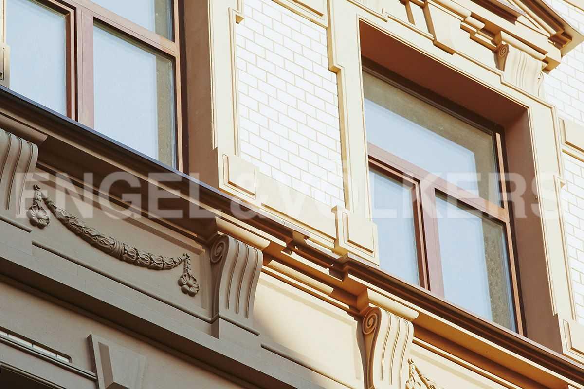 Элитные квартиры в Центральном районе. Санкт-Петербург, Стремянная ул,15.