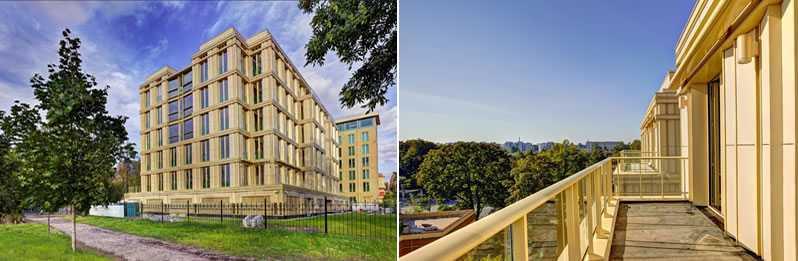 ЖК «Крестовский 12» - новый 6-этажный дом