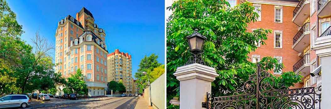 Клубные дома Санкт Петербурга на evspb.ru