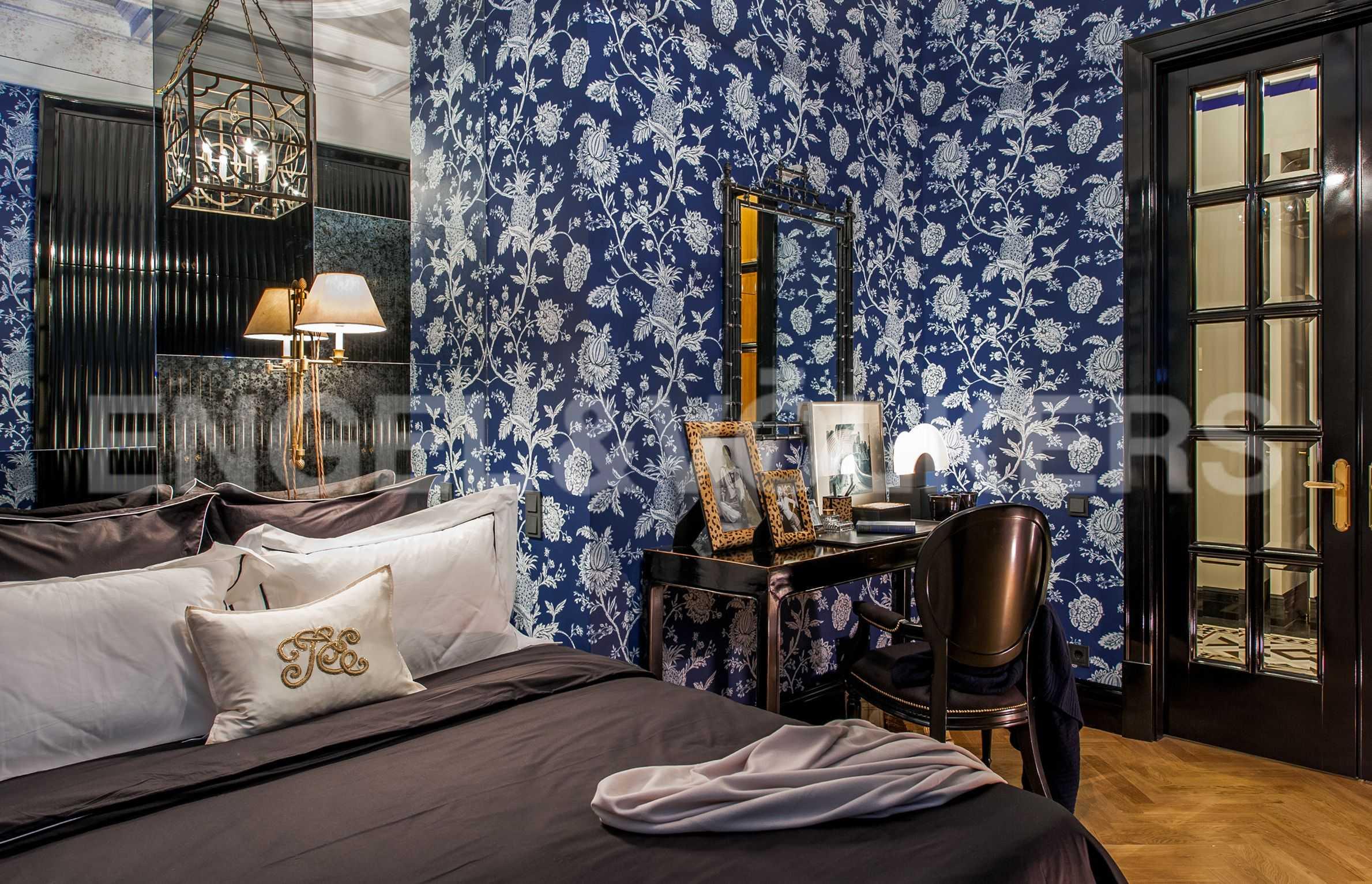 Элитные квартиры в Центральном районе. Санкт-Петербург, Таврическая, 5. Спальня