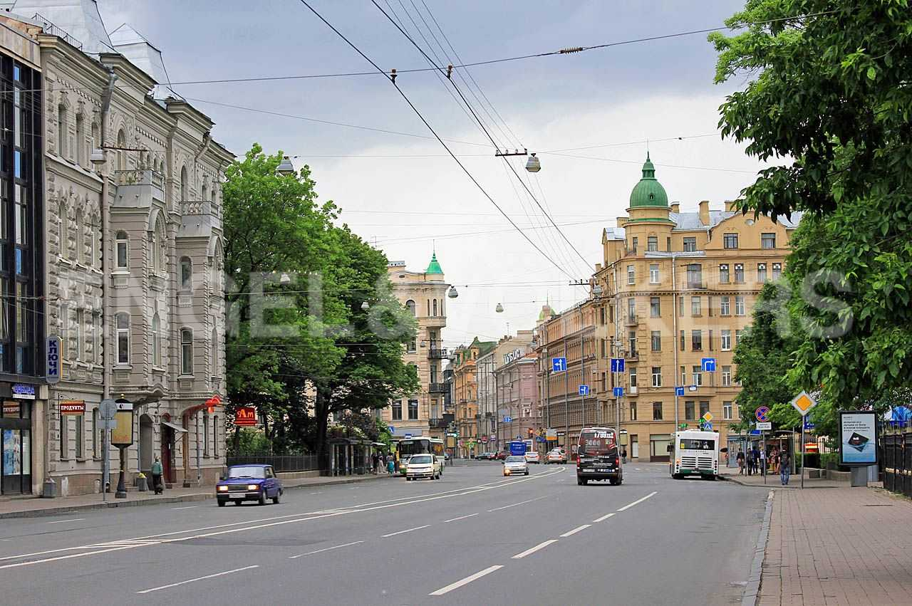 Элитные квартиры в Центральном районе. Санкт-Петербург, 4-я Советская ул, 9. Суворовский пр.