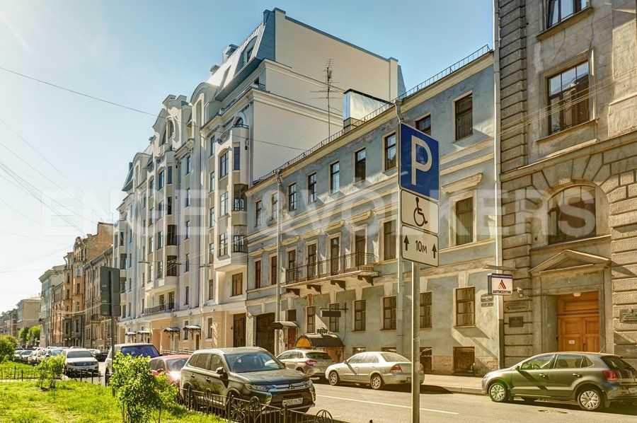 Элитные квартиры в Центральном районе. Санкт-Петербург, 4-я Советская ул, 9. 4-я Советская улица